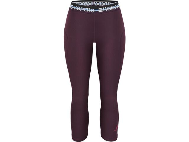 Elevenate W's Arpette Shorts Aubergine